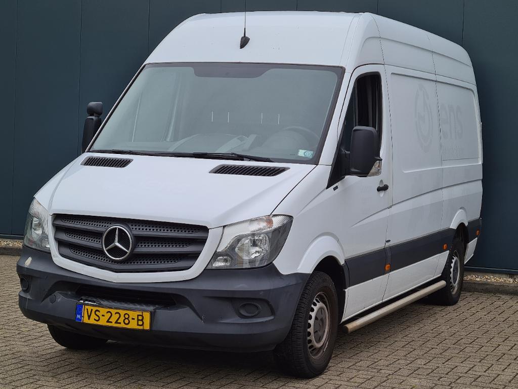 Mercedes-Benz SPRINTER  313 2.2 CDI 366 HD  Oprijplaat