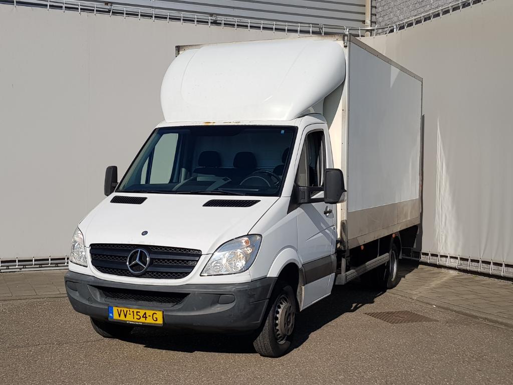 Mercedes-Benz SPRINTER  513 2.2 CDI 432 CC LAADBAK EN KLEP
