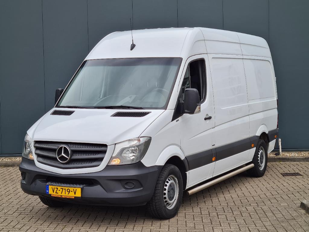 Mercedes-Benz SPRINTER  314 2.2 CDI 366 EHD  Oprijplaat