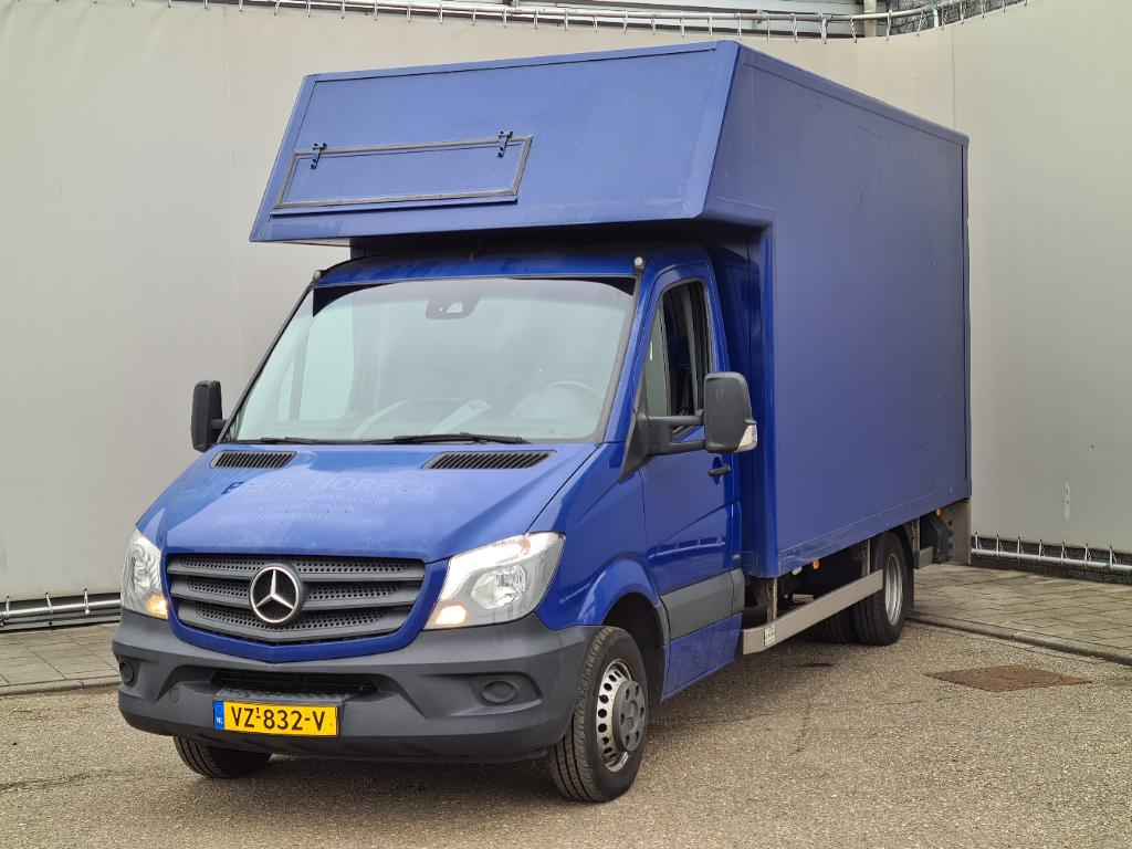 Mercedes-Benz SPRINTER  316 2.2 CDI 432 HD   Laadklep
