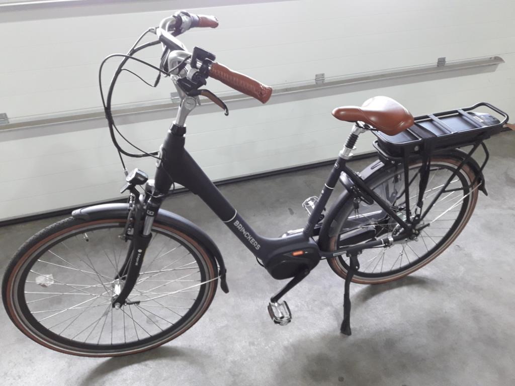 Brinckers E-bike Brinckers Bretagne M8 500Wh