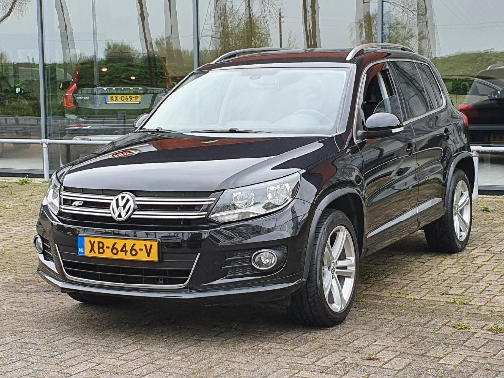 Volkswagen TIGUAN 1.4 TSI R-Line Ed.