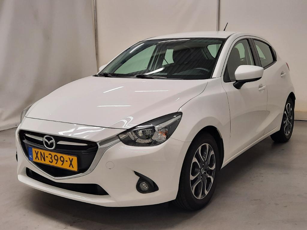 Mazda 2  1.5 Skyactiv-G S