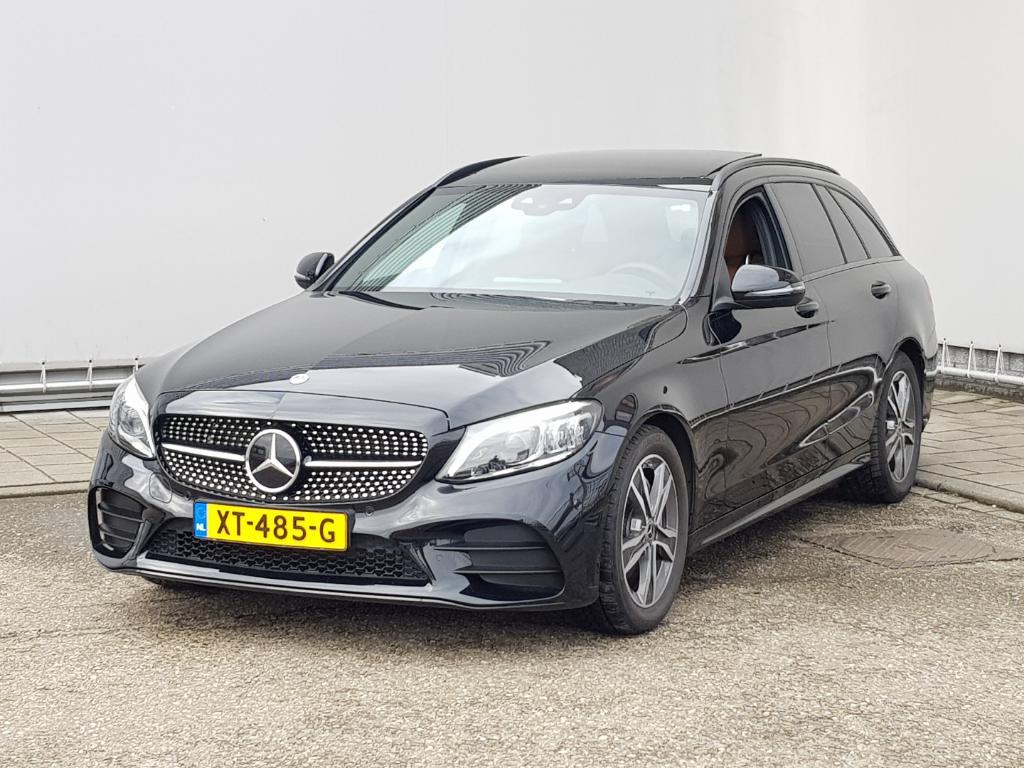 Mercedes-Benz C-Klasse ESTATE 200 BnsSolAMG+UpEd