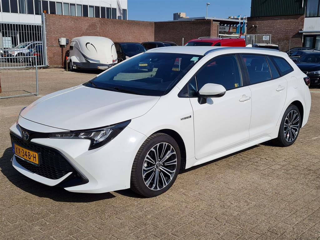 Toyota Corolla Touring Sports 1.8 Hybrid First Ed.