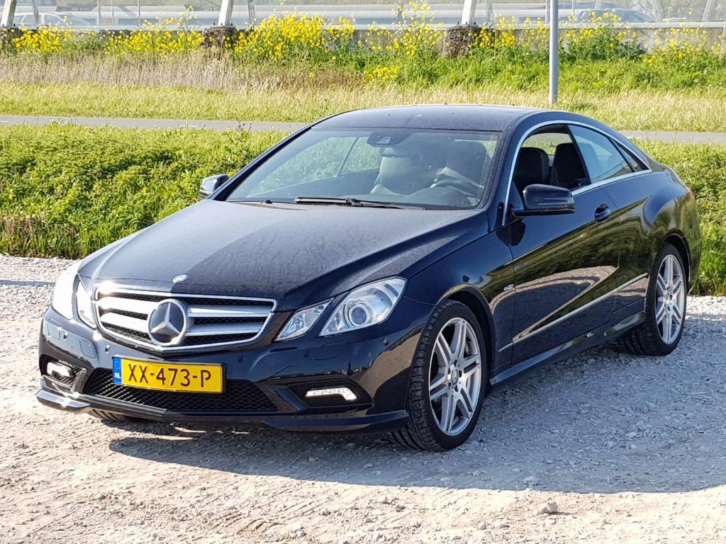 Mercedes-Benz E-KLASSE COUPE 250 CDI Elegance