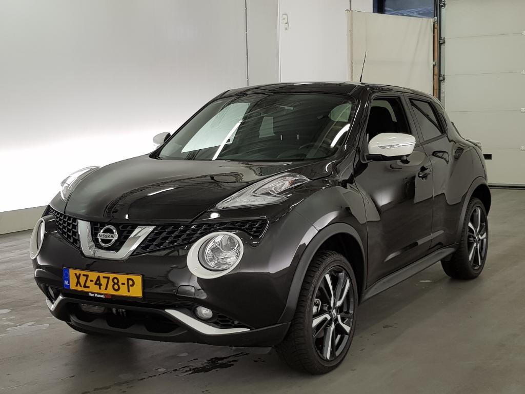 Nissan JUKE 1.6 N-Connecta  2wd