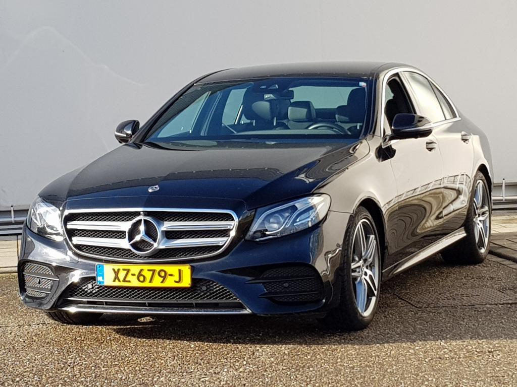 Mercedes-Benz E-KLASSE  220 d Prem Bus Sol Plus AMG COMAND WIdescr Alarm Stoelverw