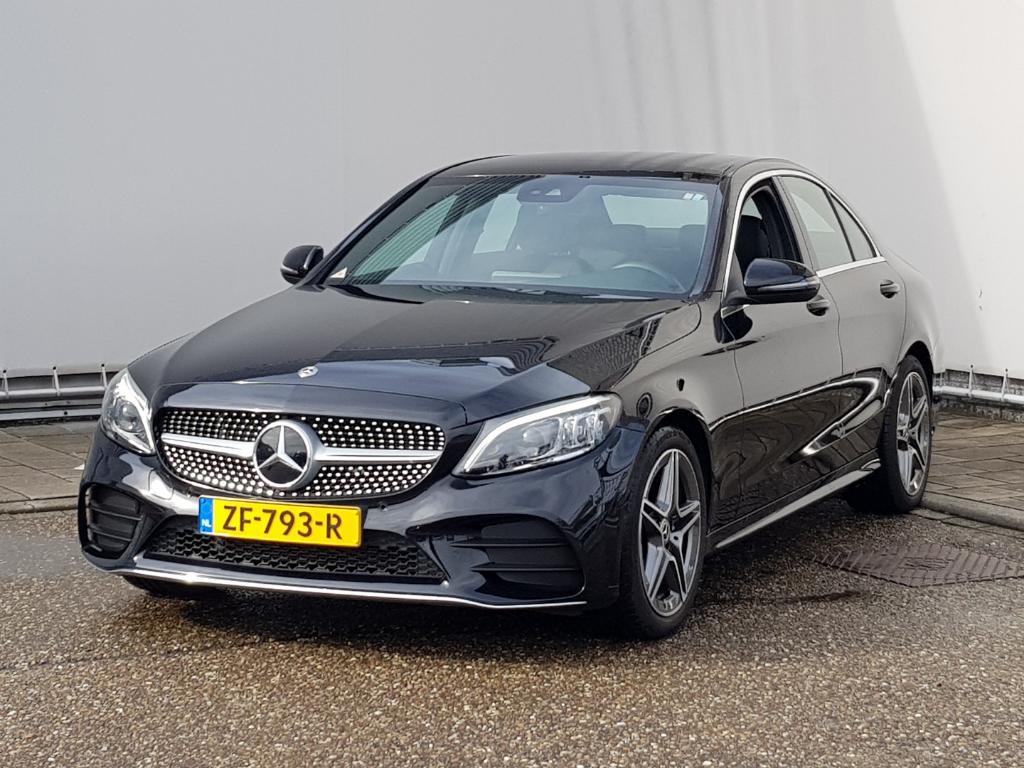 Mercedes-Benz C-KLASSE  180 Prem Bus Sol Plus AMG MY 2019 Dig comb COMAND Pan.schuifd Al