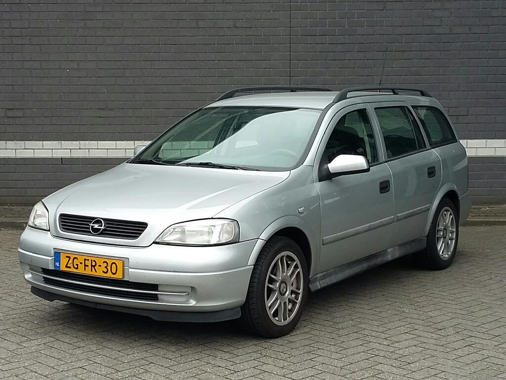 Opel ASTRA WAGON 1.6