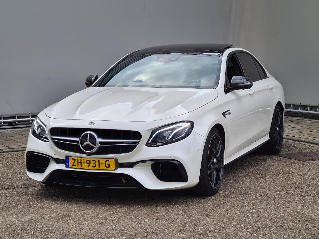 Mercedes-Benz E-KLASSE  63 S AMG 4M. Pr. Pl.