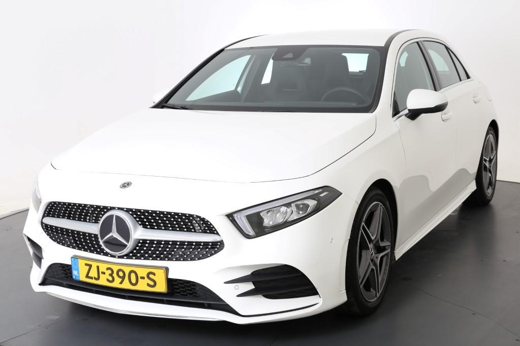 Mercedes-Benz A-KLASSE  180 Bns Sol AMG MBUX DAB Stoelverw