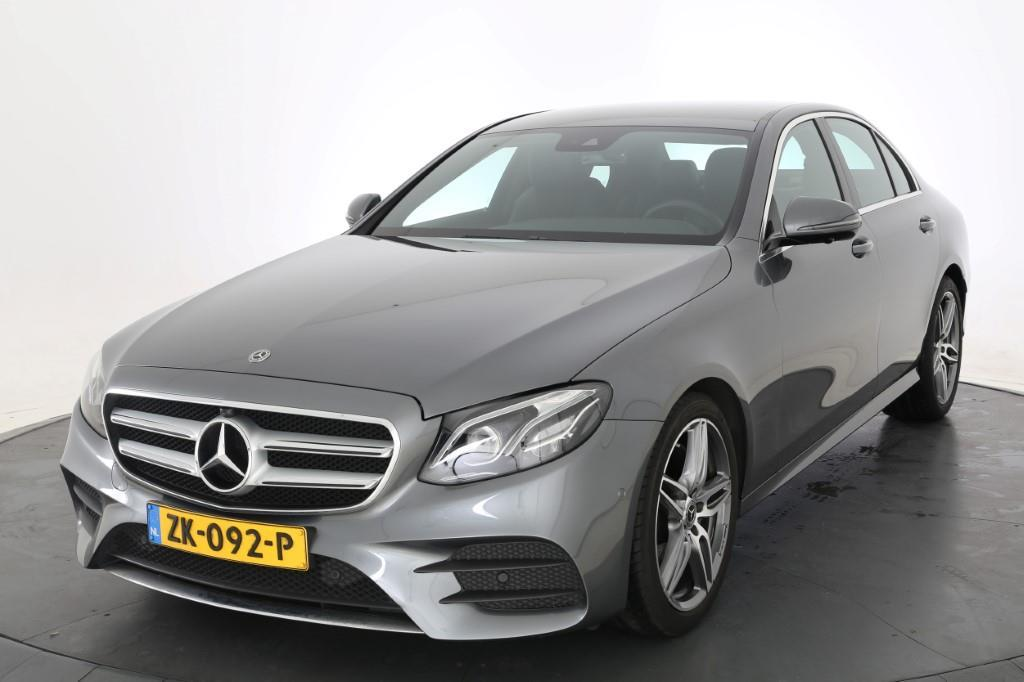 Mercedes-Benz E-KLASSE  220 d Prem Bns Sol Plus AMG COMAND Widescr Alarm Stoelverw